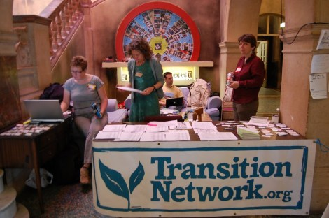 Growing Grassroots Innovations - Transition Towns