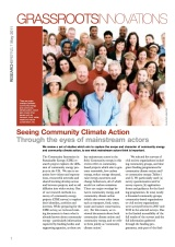 GI Briefing 7: Seeing Community Climate Action Through The Eyes Of Mainstream Actors