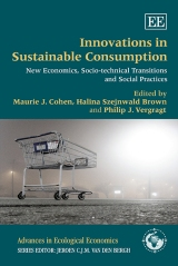 New book: Innovations in Sustainable Consumption