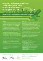 GDF MCR flyer