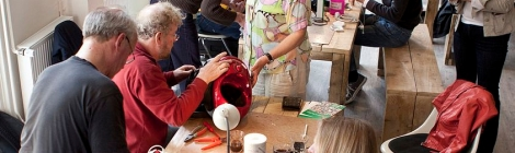 Photo of repair cafe